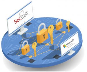 SecTrail ile Microsoft Outlook Web Application