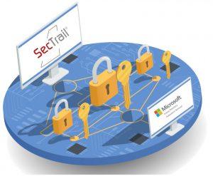 SecTrail ile Microsoft Outlook Web Application