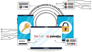 SecTrail ile Palo Alto Networks GlobalProtect